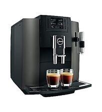 Jura E8 Inox Dark Coffee Machine 1450 W 15 Bar