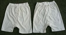 Darcy Clothing Vintage style ReEnactor Traditional Mens Cotton Shorts trunks S