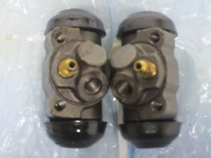42-77 GM Dodge Truck IHC Jeep Rear Wheel Cylinders NORS 68-4804 / 68-4803