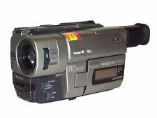 Sony handycam ccd-trv77e hi8 videocámara - 8mm vídeo grabadora Camera