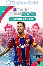 eFootball PES 2021 Season Update Key - Steam Download Code PC Game - EU/DE