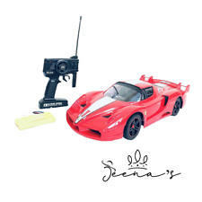Fast Radio Remote Control Car  1:10 Scale Rechargeable Battery