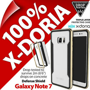 X-Doria Defence Shield Protective Rugged Case Cover for Samsung Galaxy Note 7