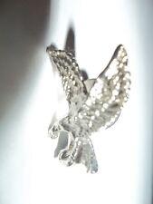 Pin Eagle Silver