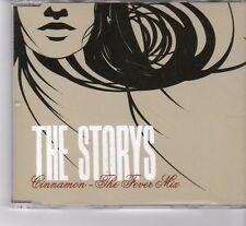 (FR777) The Storys, Cinnamon - 2006 DJ CD