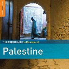 The Rough Guide To The Music Of Palestine - Various (NEW 2CD)