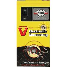 Victor Electronic Electric Shock Mouse Trap Kills Mice Rat Rodent Control Killer