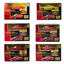 Maisto Ferrari Official Assembly Line 1:43 Scale Motorized Metal Body Model