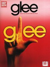 Glee Easy Guitar Beginner Learn to Play Songs Tunes Guitar TAB Music Book