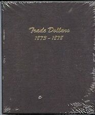 DANSCO Trade Silver Dollars 1873-1878 Album #6172