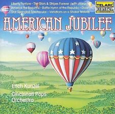American Jubilee by Erich Kunzel (Conductor) (CD, Telarc Distribution)