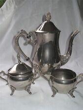 Walker & Hall Antique Silver Tea/Coffee Pots/Sets