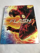 BLURAY The Flash Complete Third Season Steelbook Best Buy Exclusive
