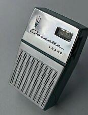 More details for rare vintage dansette pocket transistor radio