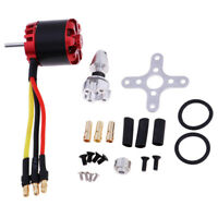 N2830 1000KV Brushless Motor 270W RC Remote Control Drones Helicopter Motor