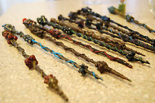 10  Wand Pack Lot  - Coven Spell Craft Wizard Witch Magic Party Favor - CUSTOM