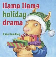 Llama Llama Holiday Drama by Dewdney, Anna , Hardcover