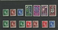 MOROCCO - TANGIER - N.14 STAMPS UNUSED - MNH **