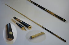 Snooker Cue High Quality Hand Made 3/4 with mini butt and tip protector