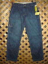 Lee Dark Blue Cotton Denim Just Below The Waist Instant Slim Jeans Size 6 NWT!