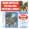 JAPAN LIMITED ED 1LP PICTURE DISC VINYL + FLYERS! THE BEATLES ABBEY ROAD 50 2019