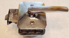 Vintage Bargman L-200 Door Lock Set