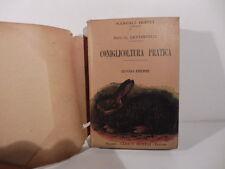 Giuseppe Licciardelli, Coniglicoltura pratica, 1903, Manuali Hoepli