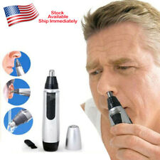 Personal Nose Hair Ear Eyebrow Neckline Sideburns Clippers Trimmer