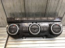 VW Sharan Seat Alhambra 2010 - 18 Heater Climate Control Panel Switch 7N0907044L