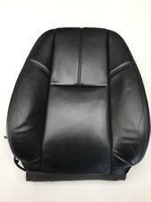 07-14 SUBURBAN Left Front Seat Back Cushion TOP PIECE Black Leather DRIVER SIDE