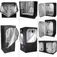 Grow Tent Kit Indoor Portable Senua Hydroponics Bud Dark Room 600d Mylar