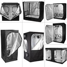More details for senua hydroponics grow tent kit indoor portable bud dark room 600d mylar