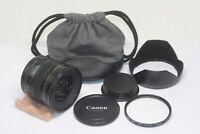 Canon EF 20mm F/2.8 AF USM Lens Made In Japan