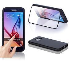 Handy Tasche Touch Case Schutz Hülle Cover TPU für Huawei Ascend Mate 7 Schwarz