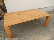 Designer Esstisch Eiche Massiv Holz NEU Tisch Beistelltisch au. auf Maß !!!
