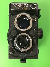 Yashica Mat-124G Medium Format TLR Film Camera