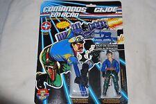1995 Estrela GI Joe 3 3/4 1/18 Carded Anja Da Guardo Comandos Em Acao Brazil