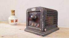 Chargeur d'accumulateur alimentation 1925/30 TSF PHONO / BARDON