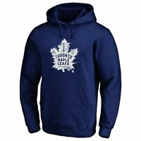 Fanatics - NHL Men's Toronto Maple Leafs Splatter Logo Hoody