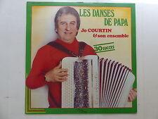 JO COURTIN Les danses de papa 30 succes RL 33099