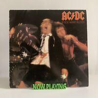 AC/DC If You Want Blood Vinyl LP Album Great Condition Atlantic Records 1978