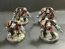 Warhammer 40k Space Marine Black Templar Terminators