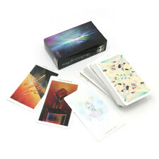 78 Tarot cards Full English Abstract Painting board game divination fate deck