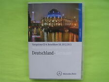 CD NAVIGATION DEUTSCHLAND MERCEDES BENZ COMAND APS DX 2013 C CL E G M S SL 13.0