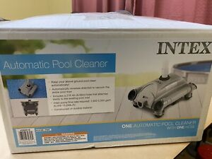 Intex Automatic Above Ground Swimming Pool Vacuum Cleaner | 28001E