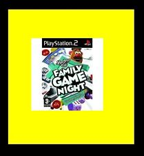 Hasbro Family Game Night PlayStation 2 PS2 Brand New