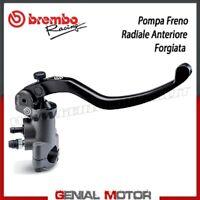 Bomba de Freno Radial Delantero Brembo Racing PR 19x20 - Forjada - Palanca Larga