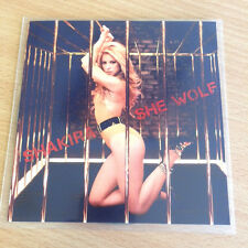 SHAKIRA - SHE WOLF - EPIC RECORDS CD PROMO NEW