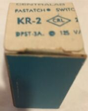 Fisher KR-2 500B  Receivers NOS On/Of Switch
