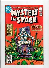 Dc Mystery In Space #116 1981 Nm Vintage Comic